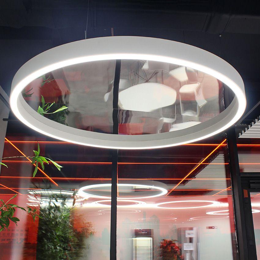 Увеличте пространство с помощью зеркальных светильников Synevir