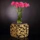 Куб TRID № 5B з гранітною вставкою Brown Silk 0