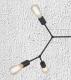Підвісний світильник в стилі лофт DNA 103685.05.05 Imperium Light 0