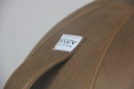 Фітнес м'яч-крісло VLUV VEEL leather-like fabric Seating Ball 75 cm 3
