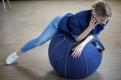Фітнес м'яч-крісло VLUV felt seat ball 65cm 2