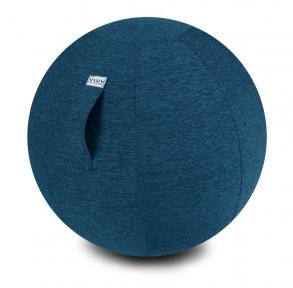 Фитнес мяч-кресло VLUV STOV Fabric Seating Ball 75cm Petrol