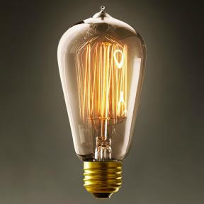 Лампа Эдисона декоративная ST64