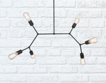 Підвісний світильник в стилі лофт DNA 103685.05.05 Imperium Light