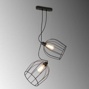 Підвісний світильник в стилі лофт Bellflower 85220.05.05