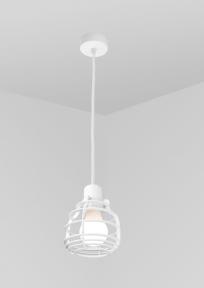 Підвісний світильник в стилі лофт Ara 25112.01.01