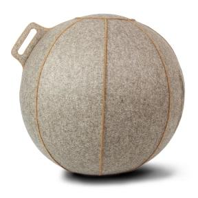 Фітнес м'яч-крісло VLUV felt seat ball 65cm
