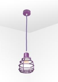 Підвісний світильник в стилі лофт Ara 25112.27.27