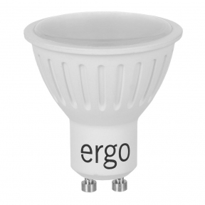 Светодиодная лампа Ergo LED Standard GU10 5W (450lm) 3000K