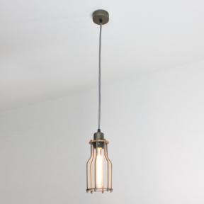Підвісний світильник в стилі лофт Prague 32110.21.21