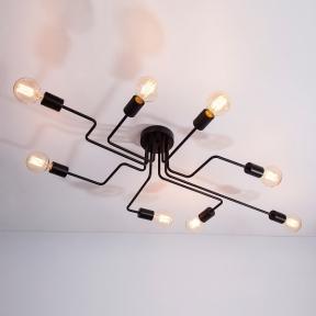 Потолочный светильник в стиле лофт Hydra 838120.05.05 Imperium Light
