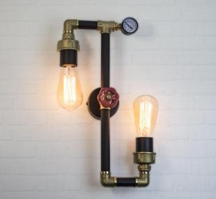 Бра Industrial 104242.01.59 Imperium Light
