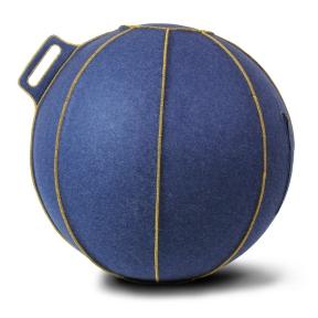 Фитнес мяч-кресло VLUV felt seat ball 75cm