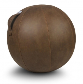 Фітнес м'яч-крісло VLUV VEEL leather-like fabric Seating Ball 65cm
