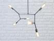 Підвісний світильник в стилі лофт DNA 103685.05.09 Imperium Light